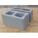 Стеновой бетонный блок скцк 1р-1 рядовой