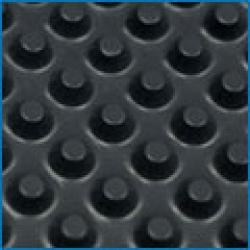 Геомембрана профилированная Изостуд 500 г/м2