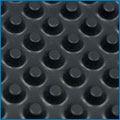 Профилированные геомембраны серии Изостуд