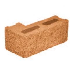 Стеновой блок скц 2л-4у угловой песчаный