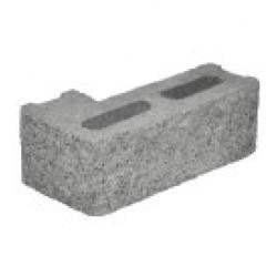 Стеновой блок скц 2л-9у угловой
