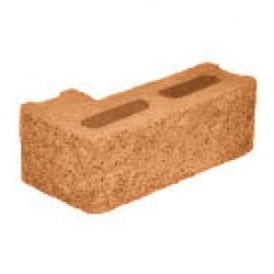 Стеновой блок скц 2л-9у угловой песчаный