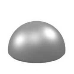 Бетонная полусфера (надолб) Б-10п - монтажные петли