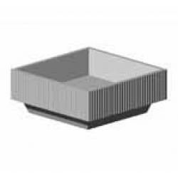 Цветочница бетонная ЦК-1-1
