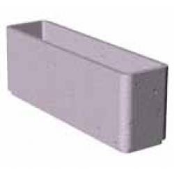 Цветочница бетонная ЦК-1-2