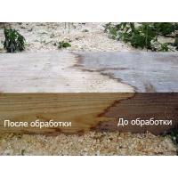 Описание отбеливателя для древесины САГУС