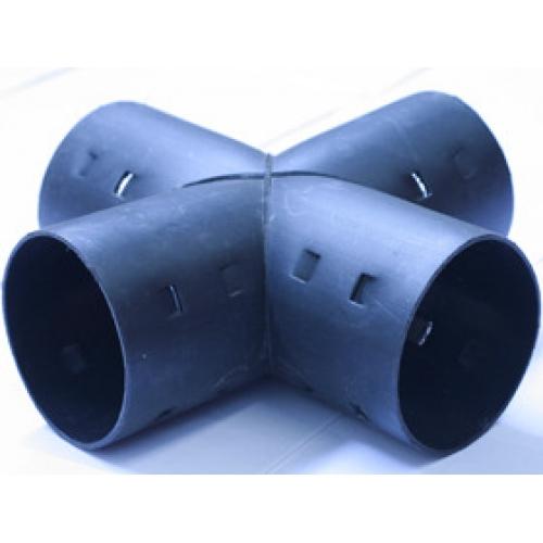 Крестовины: Крестовина для дренажных труб D200