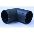 Угольник для дренажных труб D63