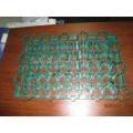 Газонная решетка (Зеленая 51 мм)