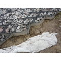 Георешетка ландшафтная с высотой стенки 50 мм и ячейкой 210х210 мм