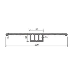 Гидрошпонка Аквастоп ДР-230-50 ПВХ