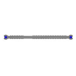 Гидрошпонка ХВН-120 (2хØ4)