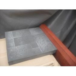 Бортовой камень (бордюр) - красный (1пм. - 2 шт)