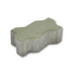 Тротуарный камень - Волна 1-Ф-8