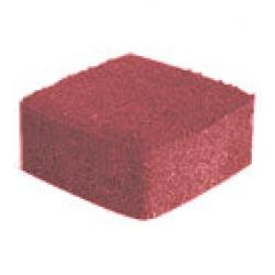Брусчатка 1к6 тротуарная красная