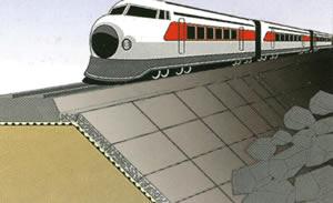 Тефонд Айя Пи в строительстве железных дорог